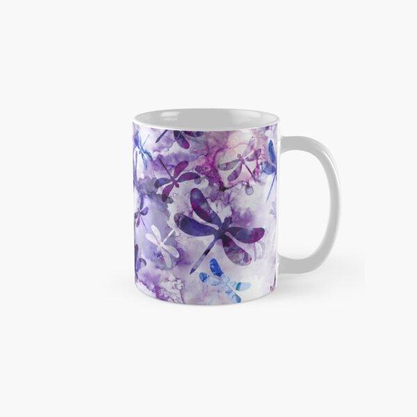 Violeta ultravioleta - Canción de cuna de libélula Taza clásica