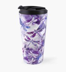 Ultraviolet Purple - Dragonfly Lullaby Travel Mug