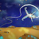 Bounce: Digital Illustration by blue4ster
