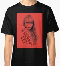 Red Sparrow  2018  movie - Jennifer Lawrence Classic T-Shirt