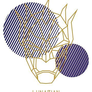 IV - Lunarian by JRPomazon