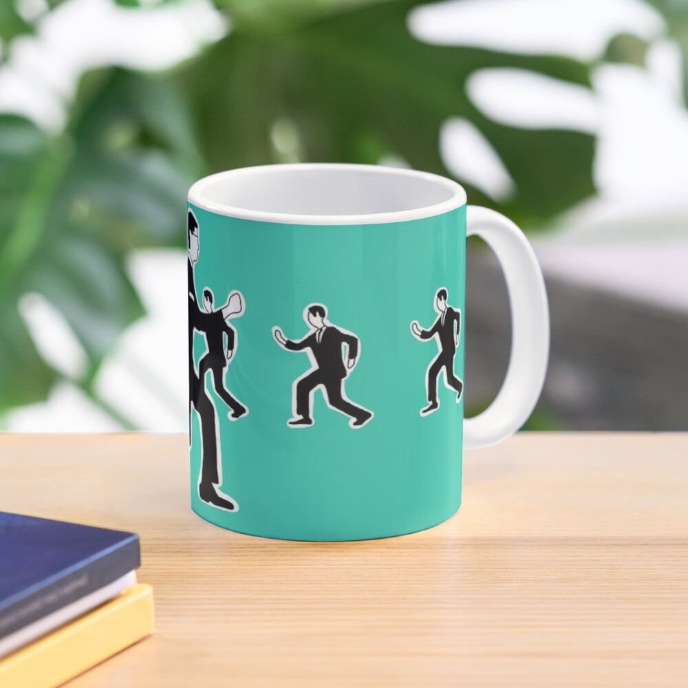 Talking heads - once in a life time Mug