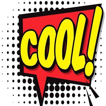 COOL! T-Shirt Comic by salesramalho