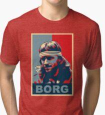Camiseta de tejido mixto La leyenda
