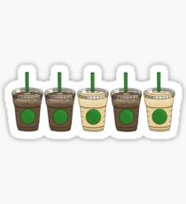 love simon coffee Sticker