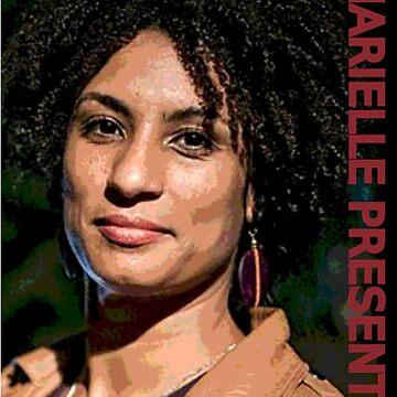 Marielle Franco: Presente by mishki
