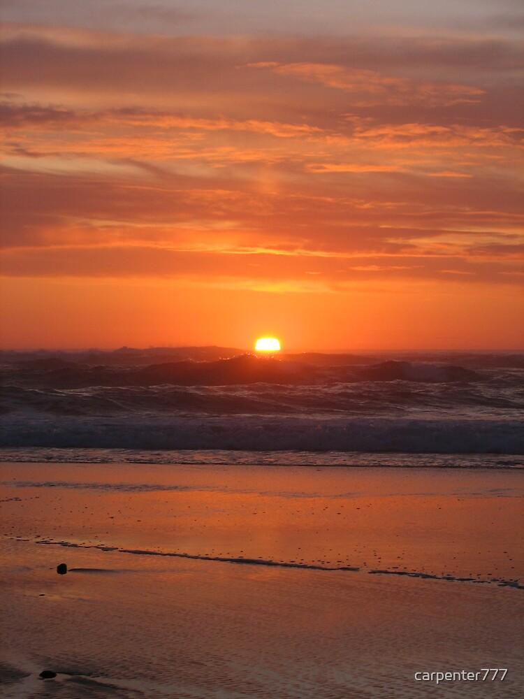 Sunset Oregon  by carpenter777