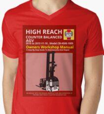 Workshop Manual - High Reach AGV BW T-Shirt