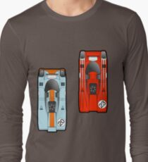 Slot Cars II Long Sleeve T-Shirt