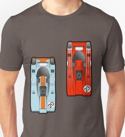 Slot Cars II T-Shirt