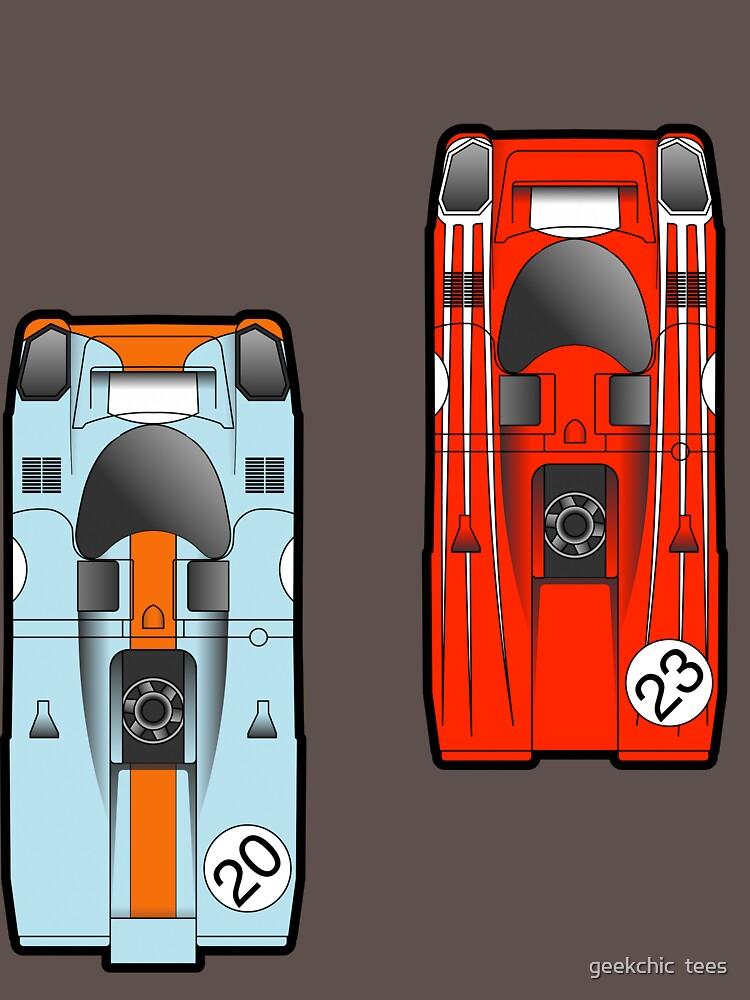 Slot Cars II by geekchic