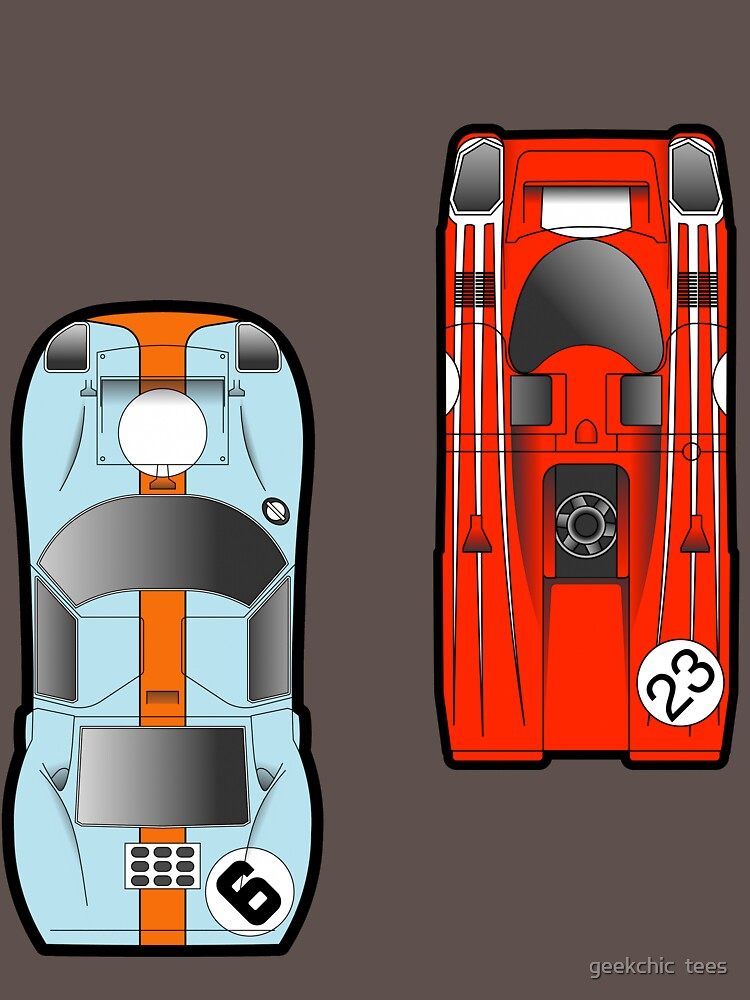 Slot Cars by geekchic
