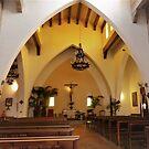 Church Of Saint Ramon de Penyefort by Fara