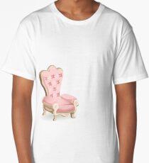 Horace Slughorn Pink Armchair Long T-Shirt