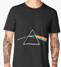 Pink Floyd The Dark Side of The Moon FanArt - C&A Music Men's Premium T-Shirt