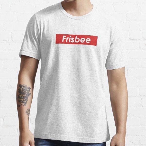 Frisbee Box Logo Essential T-Shirt