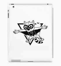 Flying Squirrel (Skydive) T-Shirt iPad Case/Skin