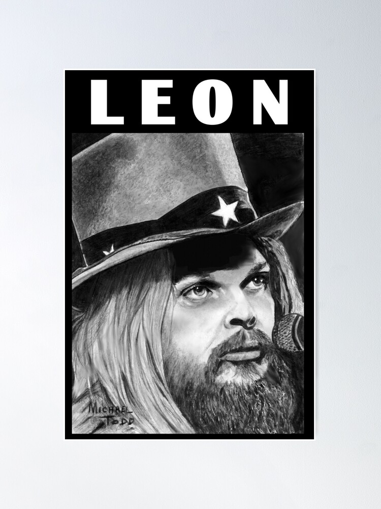 Alternate view of LEON Poster
