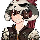 barbarian tsuna by Rei-Rei13