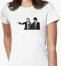 Pulp Fiction  Women's Fitted T-Shirt