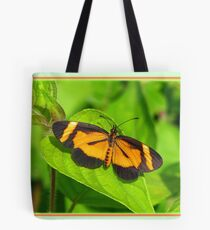 Heloconius Butterfly Tote Bag