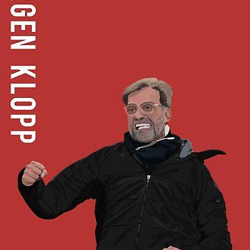 Jurgen Klopp - Liverpool by talklfcpodcast