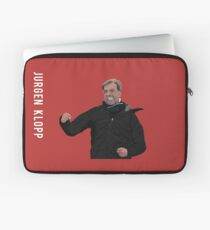 Jurgen Klopp - Liverpool Laptop Sleeve