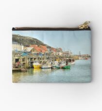Bridlington Harbour Studio Pouch