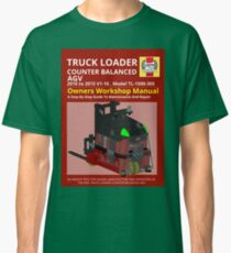 Workshop Manual - Truck Loader CB AGV - Colour Classic T-Shirt