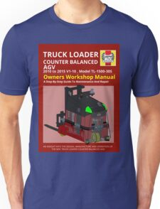 Workshop Manual - Truck Loader CB AGV - Colour Unisex T-Shirt