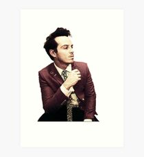 Moriarty, Jim Moriarty Art Print