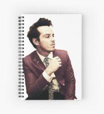 Moriarty, Jim Moriarty Spiral Notebook