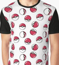pokemon / pokeball / pokebola/ pokemon go, pikachu Graphic T-Shirt
