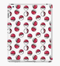 pokemon / pokeball / pokebola/ pokemon go, pikachu iPad Case/Skin
