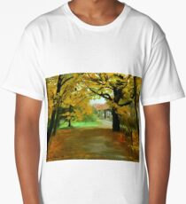 Artist's House in Skagen Plantation Long T-Shirt
