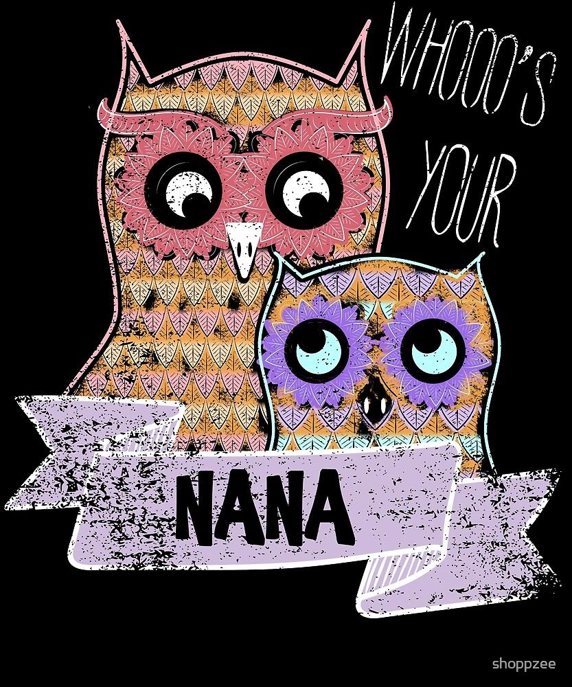 Nana Grandma Gifts Gift Ideas For Grandma Gifts by shoppzee