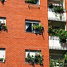 Apartment block  by mrfotos