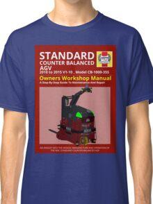 Workshop Manual - Standard CB AGV - Colour Classic T-Shirt