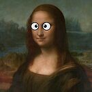 Mona Eyes by Andrew Alcock