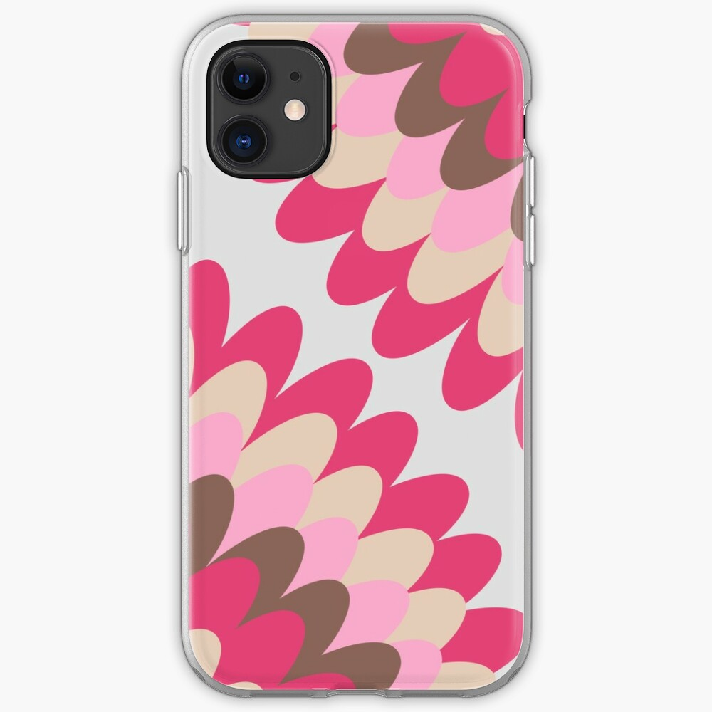 Dahlia at Home iPhone Case & Cover