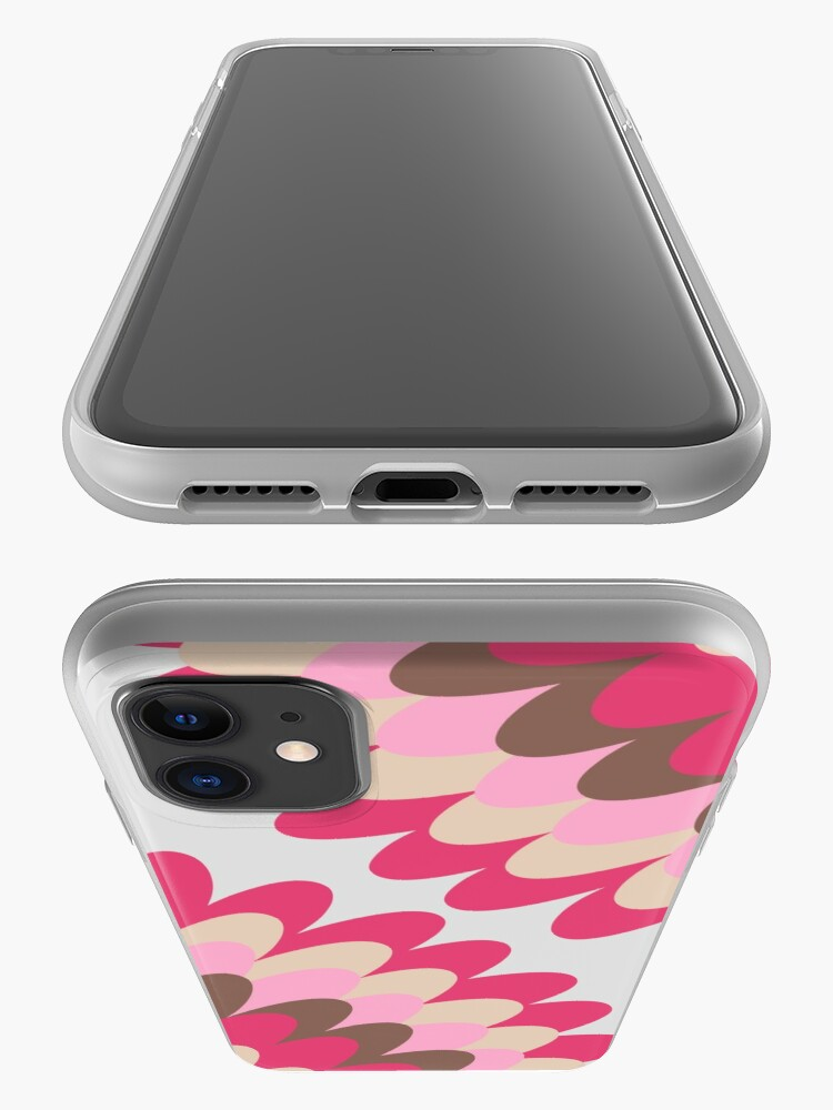 Alternate view of Dahlia at Home iPhone Case & Cover