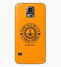 Funda/vinilo para Samsung Galaxy Percy Jackson - Campo Mestizo - Cabina Tres - Poseidón