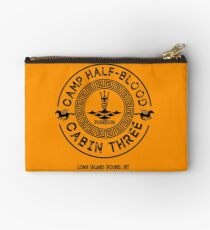 Bolso de mano Percy Jackson - Campo Mestizo - Cabina Tres - Poseidón