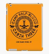 Vinilo o funda para iPad Percy Jackson - Campo Mestizo - Cabina Tres - Poseidón