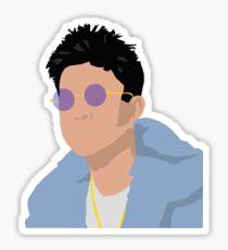 "Rich Brian ""Amen"" minimalist Sticker"