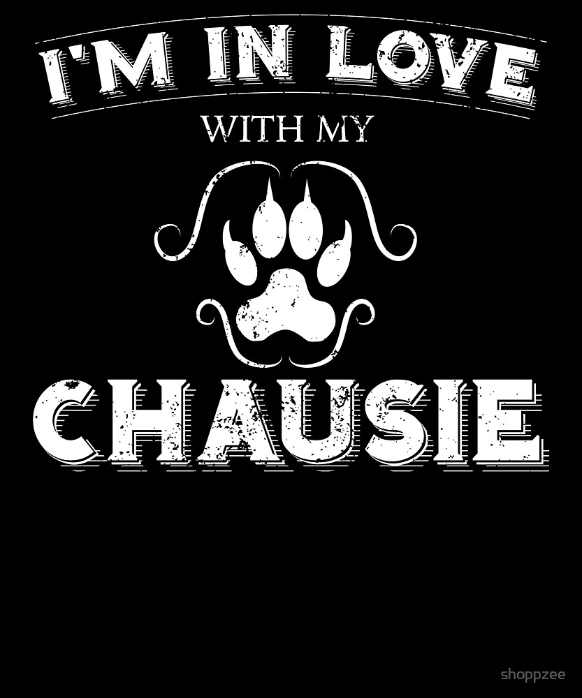 Anti Valentines Love Chausie Cat Funny Cat Owner by shoppzee
