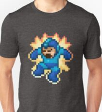 Megaman Damage Unisex T-Shirt
