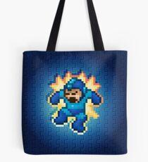 Megaman Damage Tote Bag