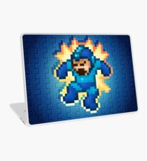 Megaman Damage Laptop Skin
