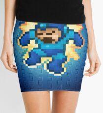 Megaman Damage Mini Skirt
